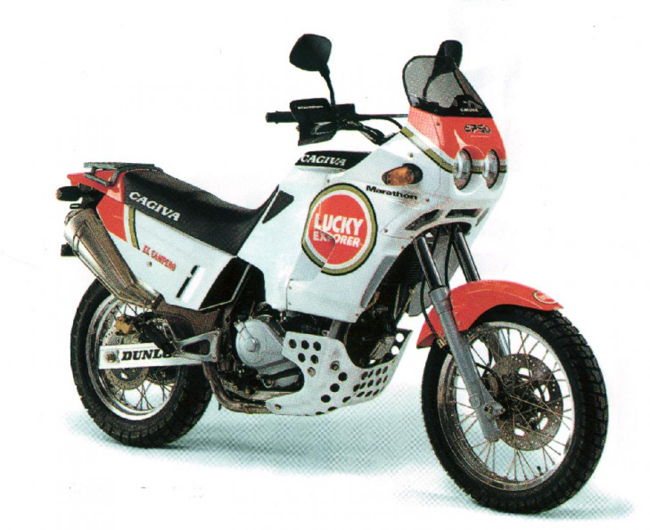 Cagiva Elefant 900 IE GT 1993 images #153445