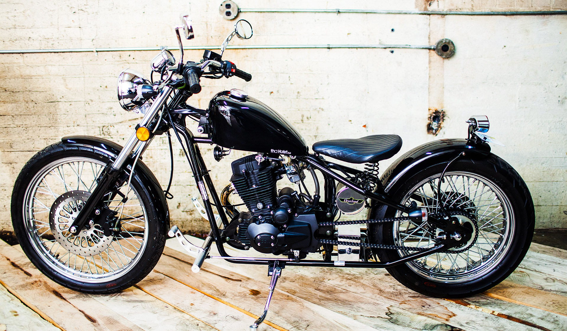 2014 Cleveland CycleWerks Hooligun X: Pics, Specs And