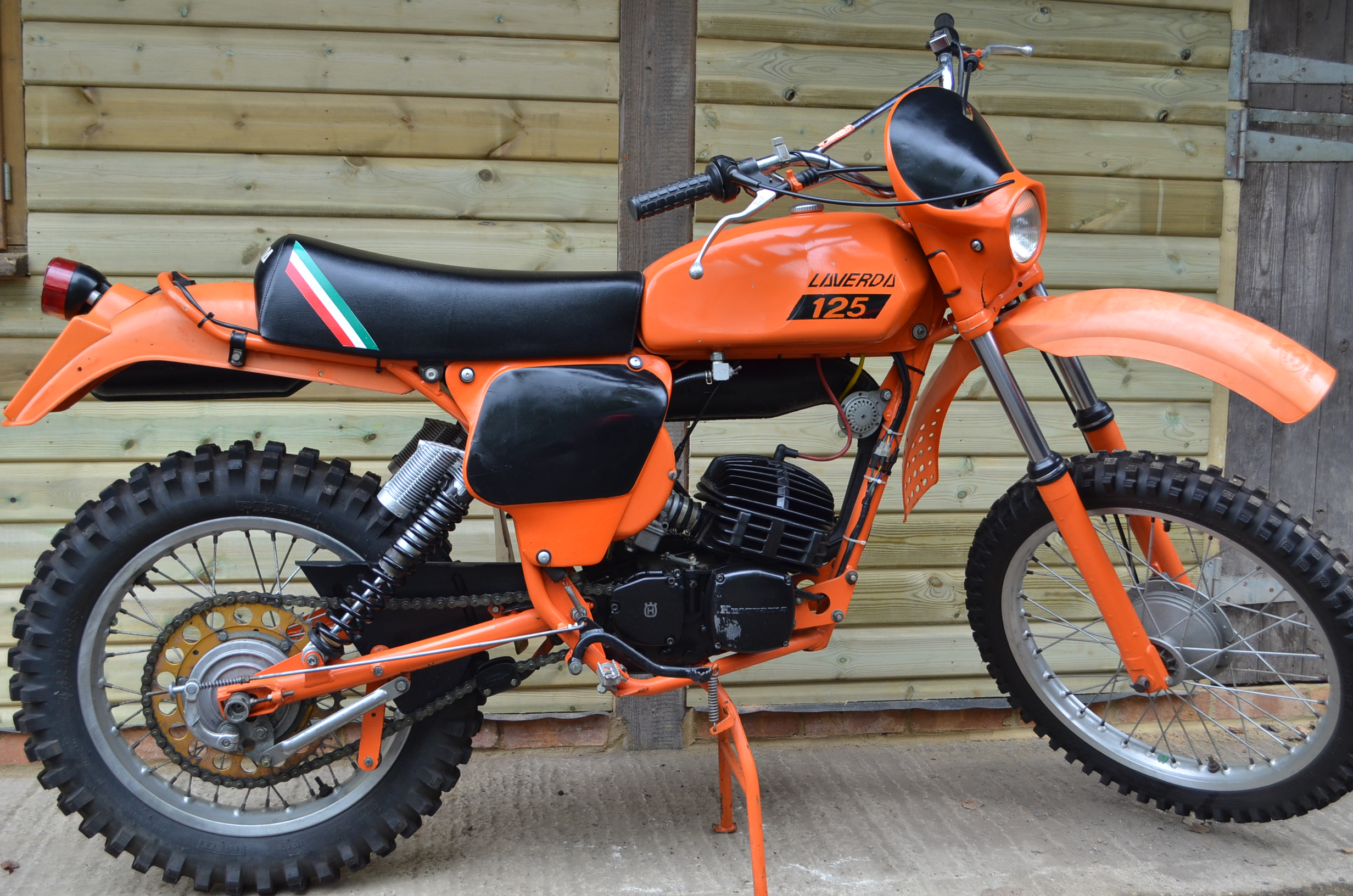 1978 ducati 125 enduro pics specs and information. Black Bedroom Furniture Sets. Home Design Ideas