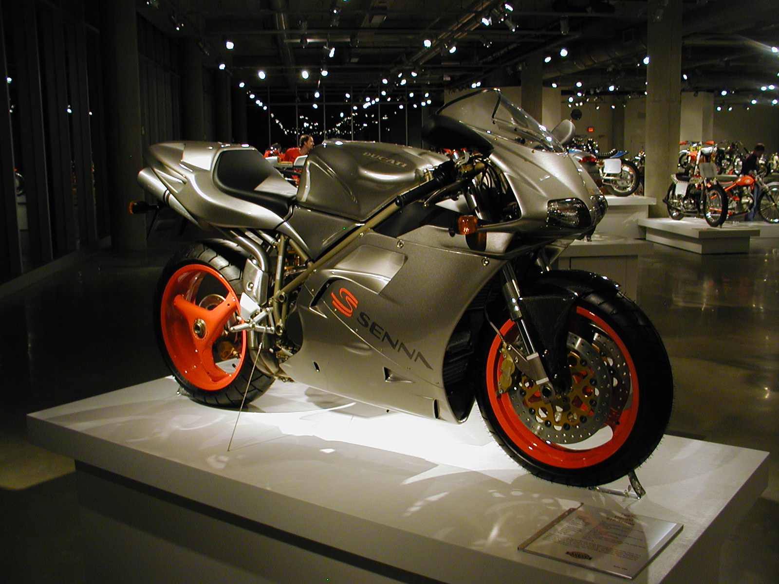 Ducati 998 2004 wallpapers #11999