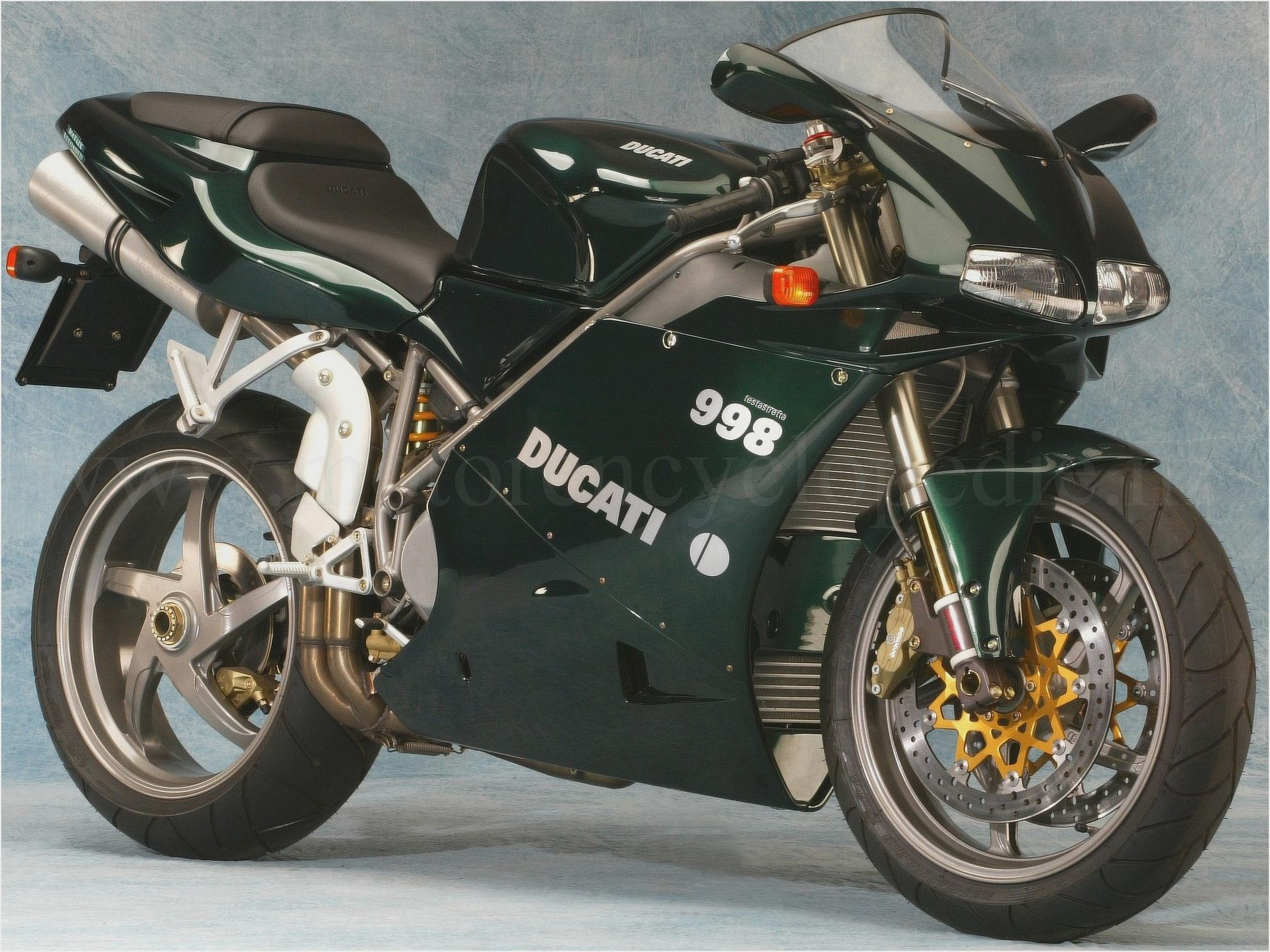 Ducati 998 Matrix wallpapers #11400