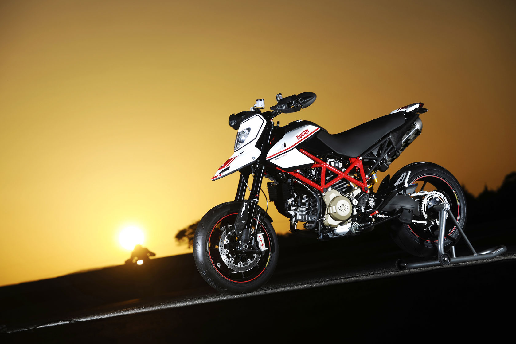 Ducati Hypermotard Air Cooled