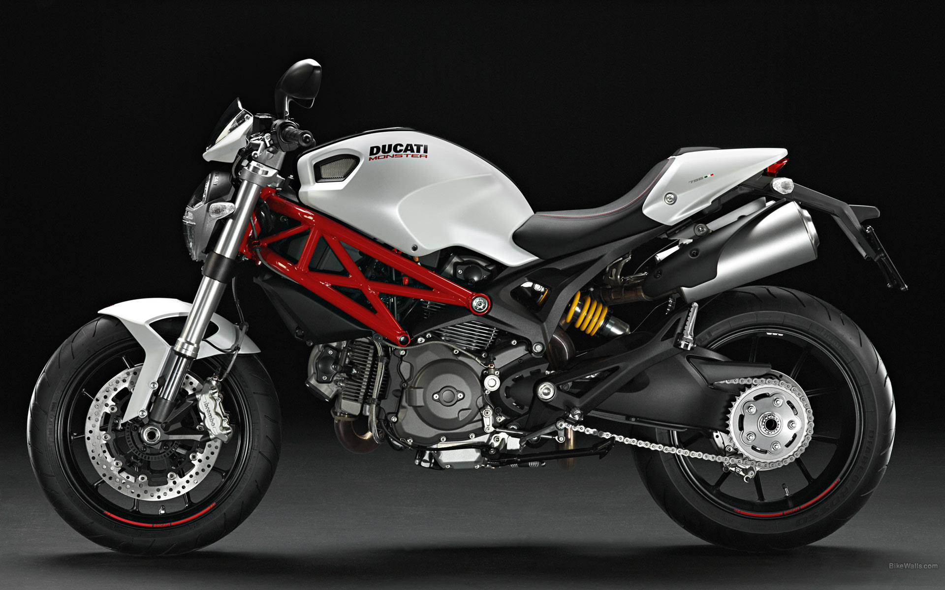 Ducati Monster 796 2010 wallpapers #13490