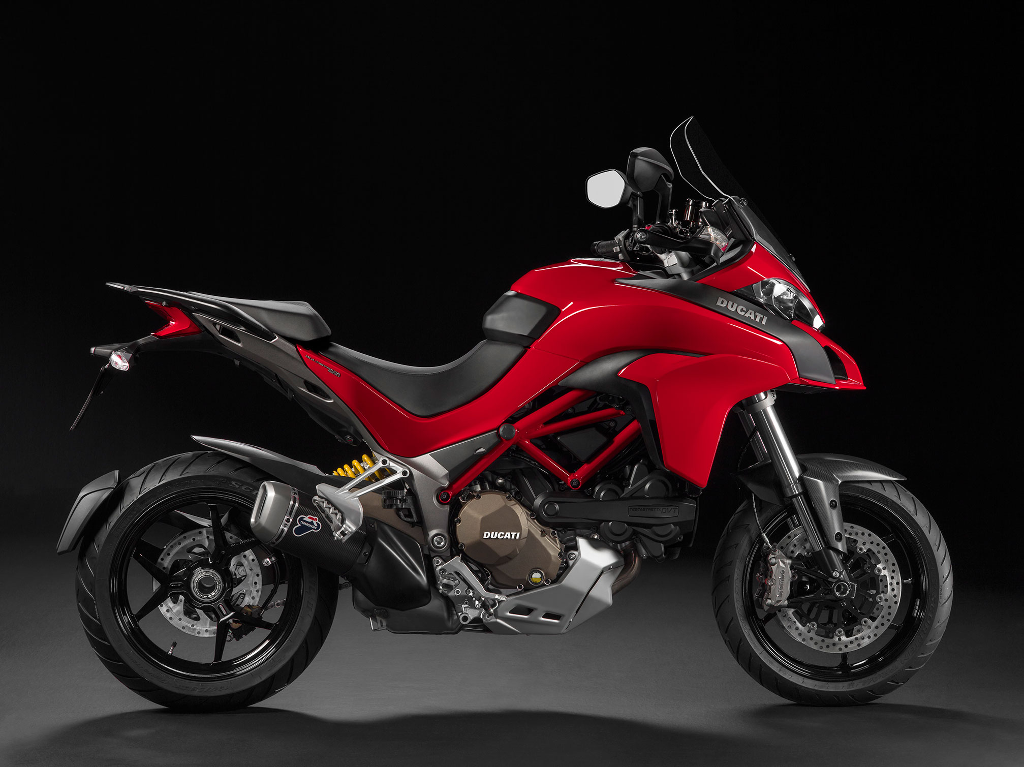 Ducati Multistrada 1200 2015 wallpapers #13192