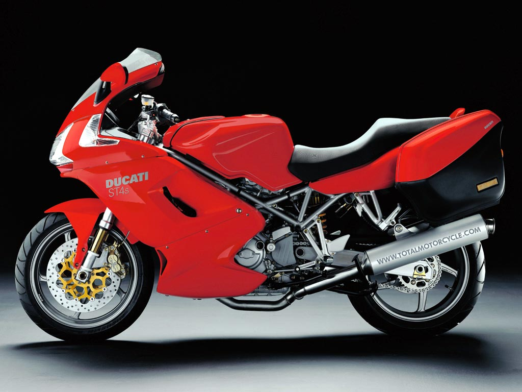 Ducati ST4 S 2005 wallpapers #11600