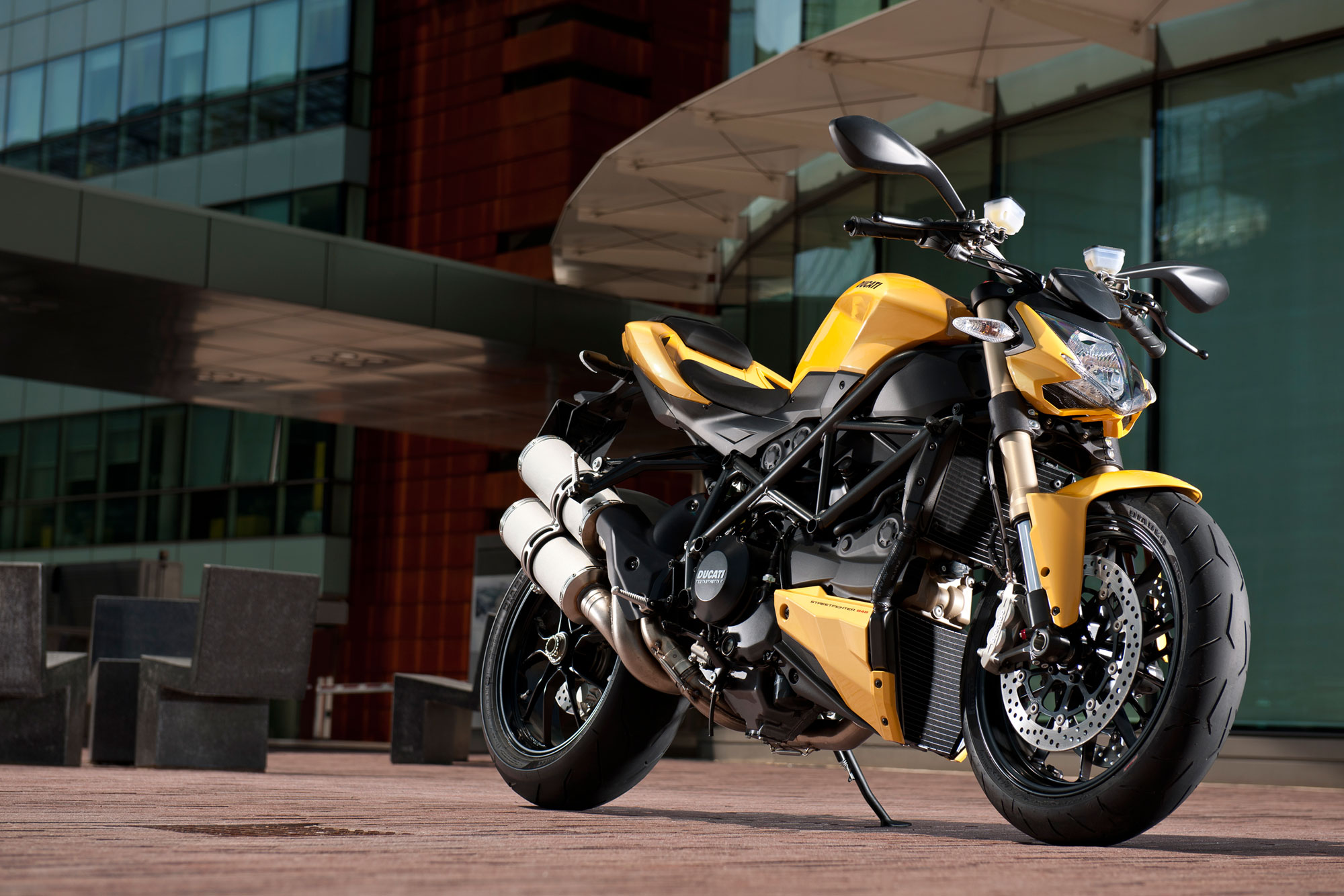 Ducati Streetfighter 848 2012 wallpapers #26393