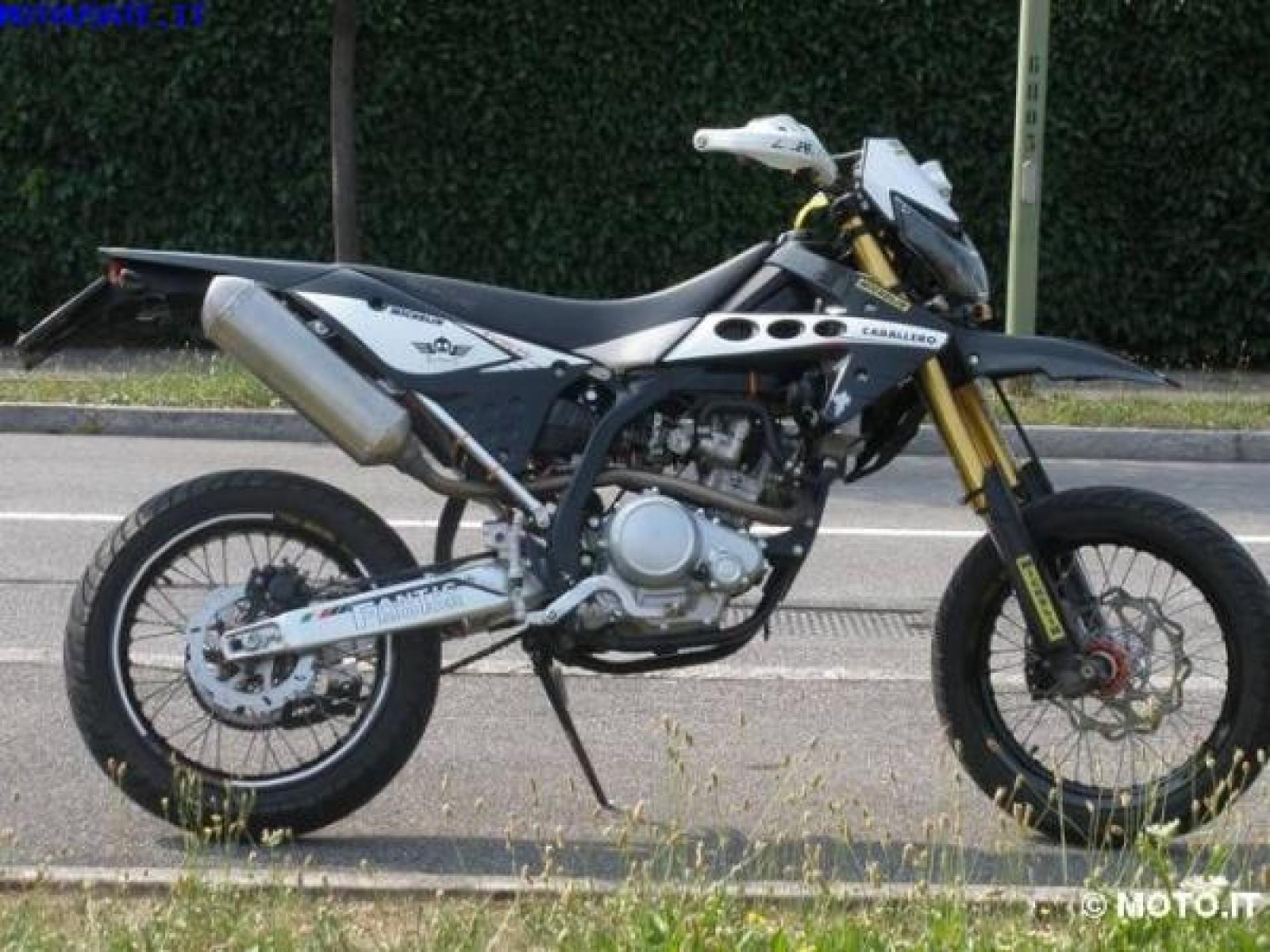 Fantic Caballero Supersei Motard 50 2008 images #71191