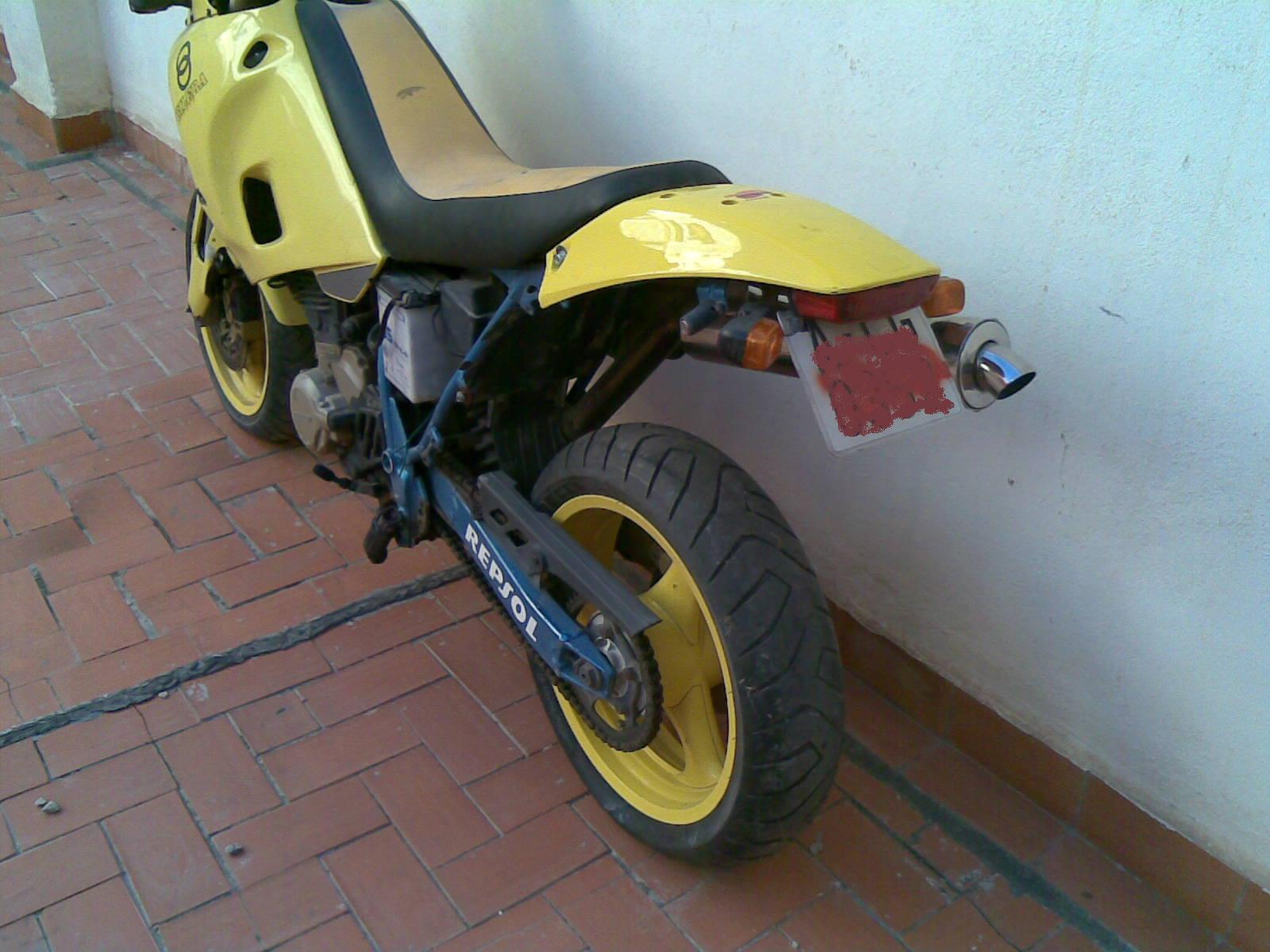 Gilera 600 Nordwest 1993 images #72970