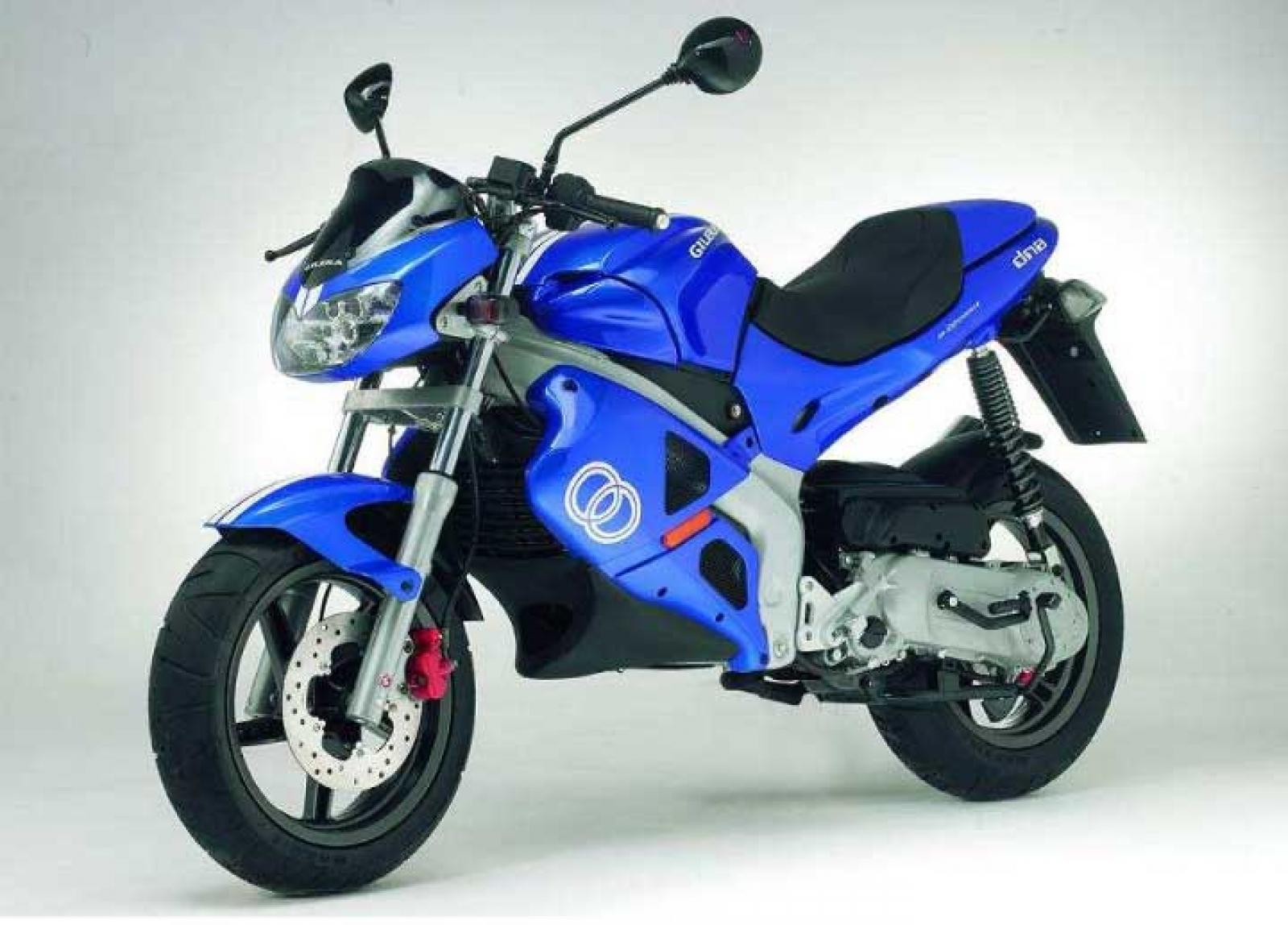 Gilera DNA 125 2002 images #96074