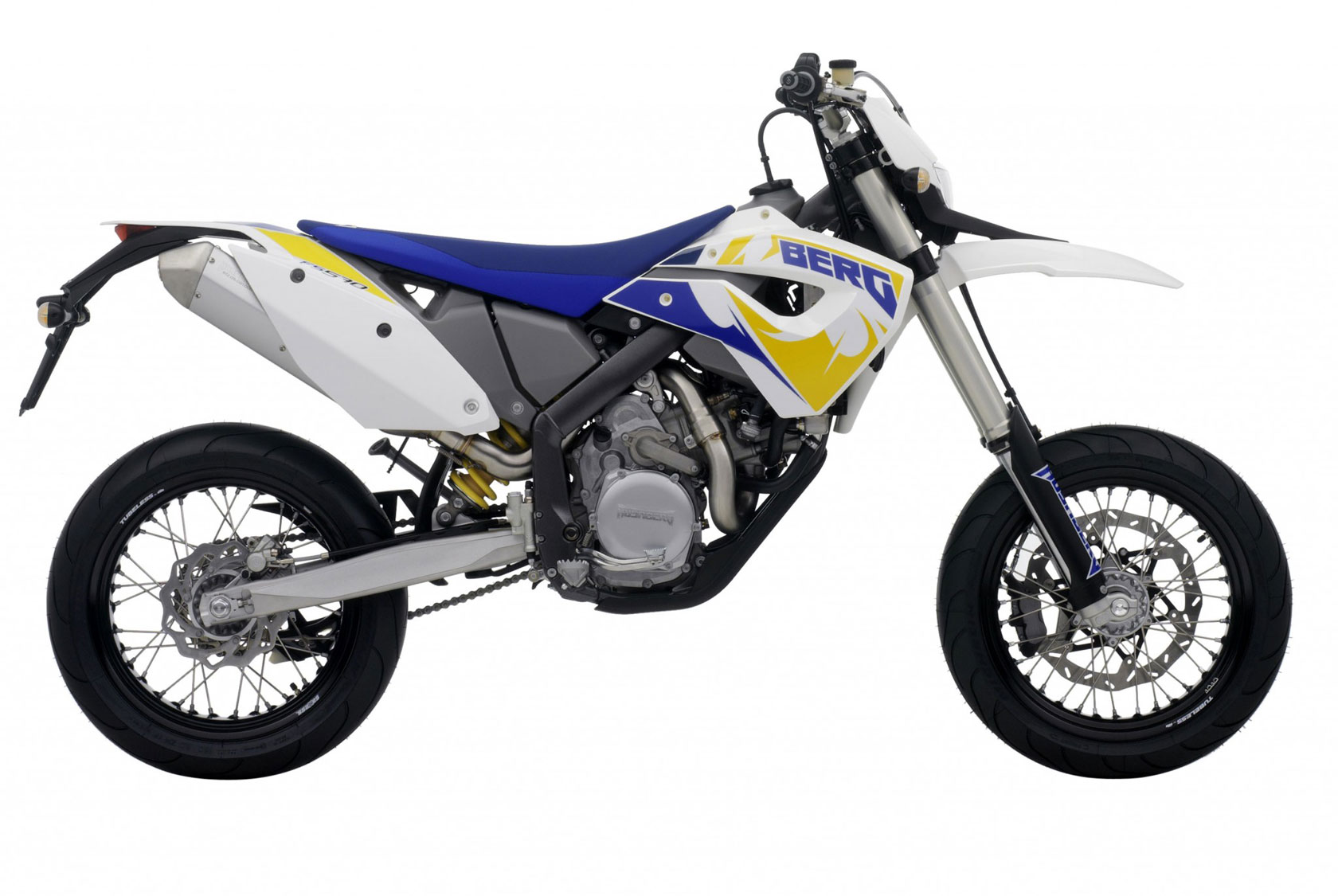 Husaberg FS 570 Supermoto 2010 wallpapers #160686