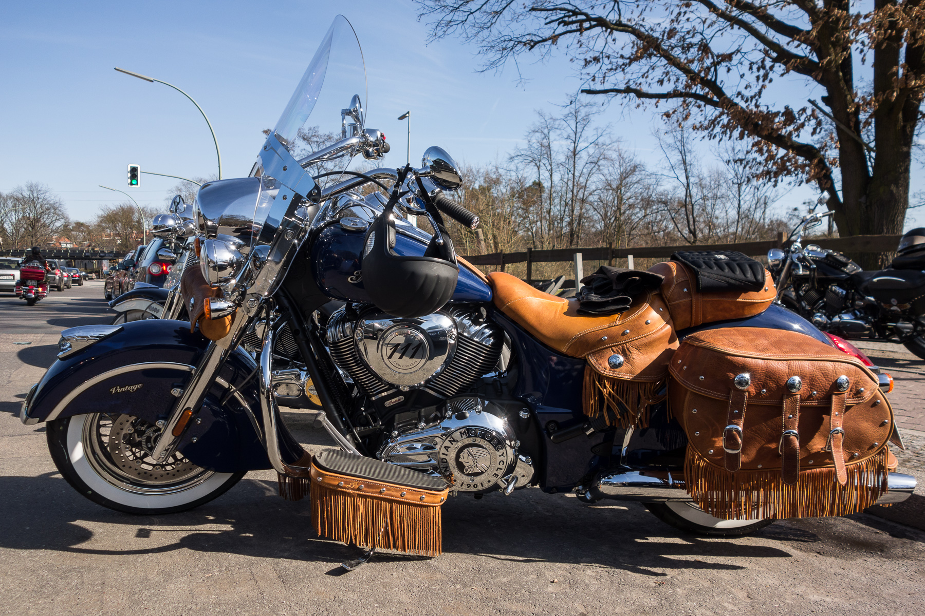 Indian Chief Deluxe 2011 images #97859