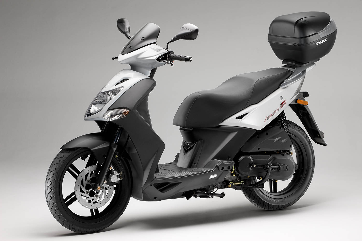 Kymco Agility City 125 images #101825
