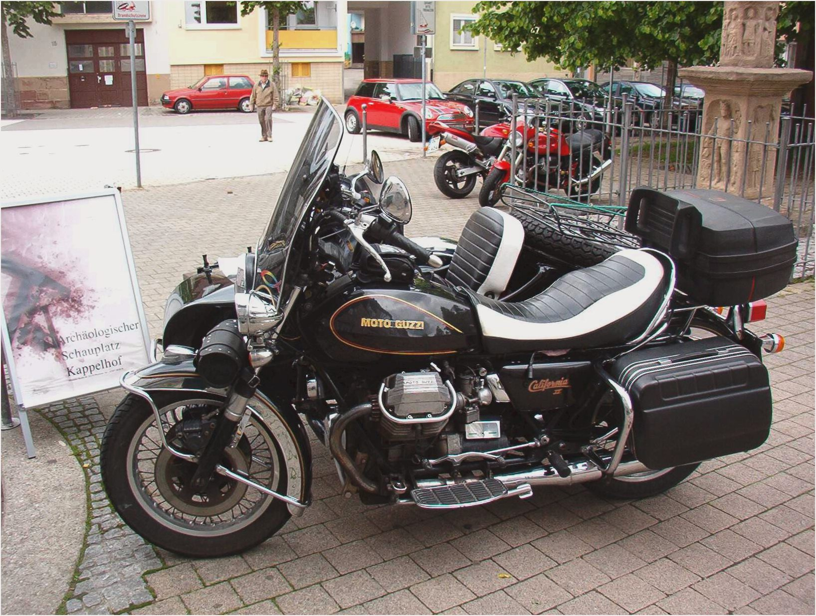 Moto Guzzi California II images #106769