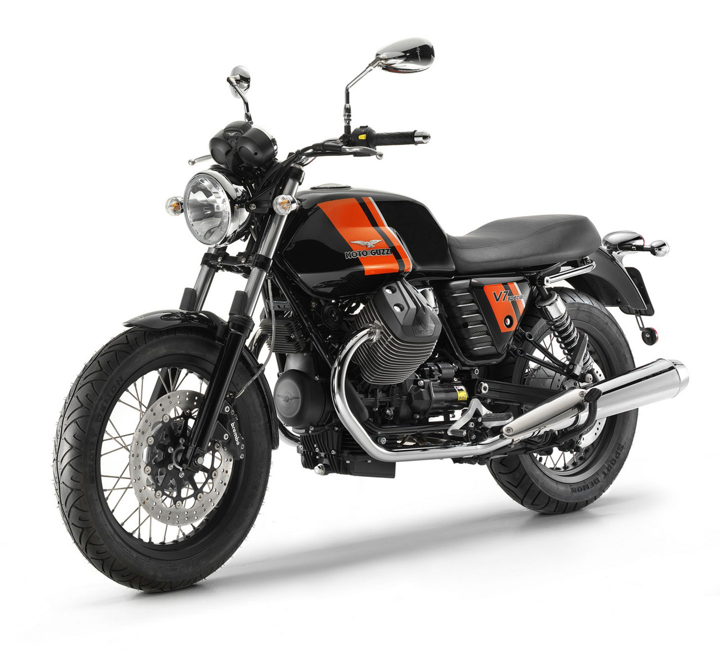 Moto Guzzi V7 Special 2013 wallpapers #139761