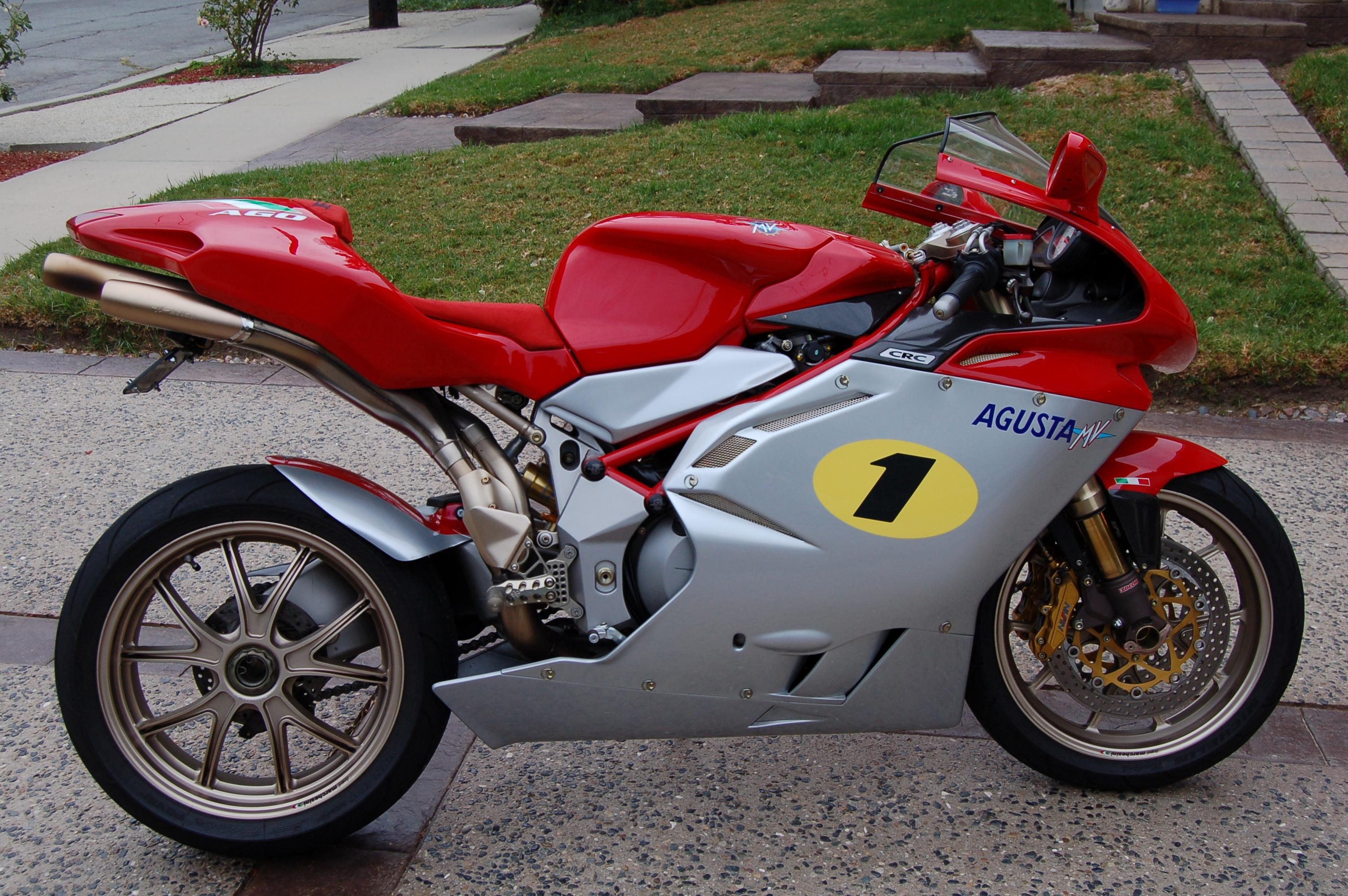 MV Agusta F4 S 1+1 2004 images #113661