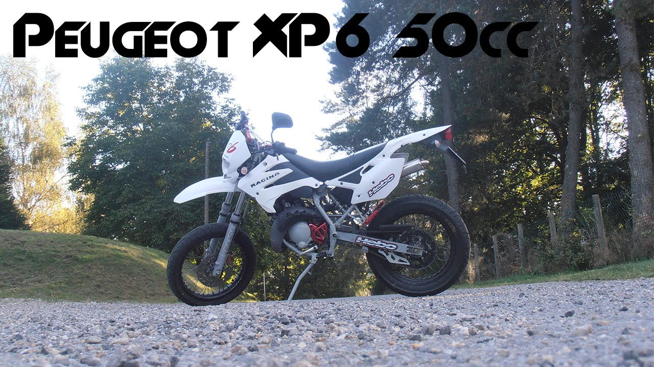 Peugeot XP6 50 Supermotard 2008 images #119772