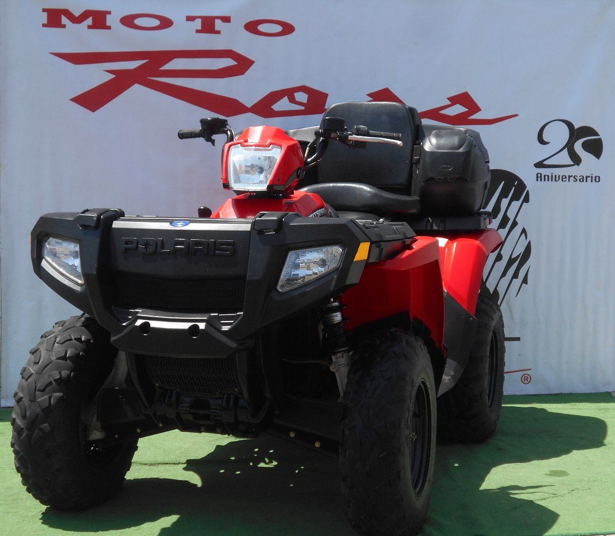 Polaris Sportsman 500 H.O images #162862