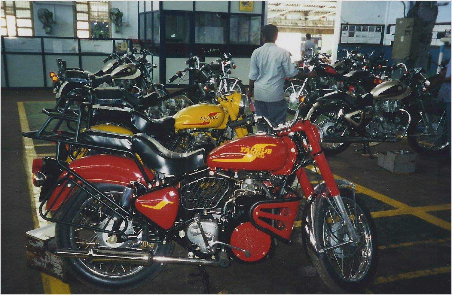 Royal Enfield Diesel 1999 images #123129