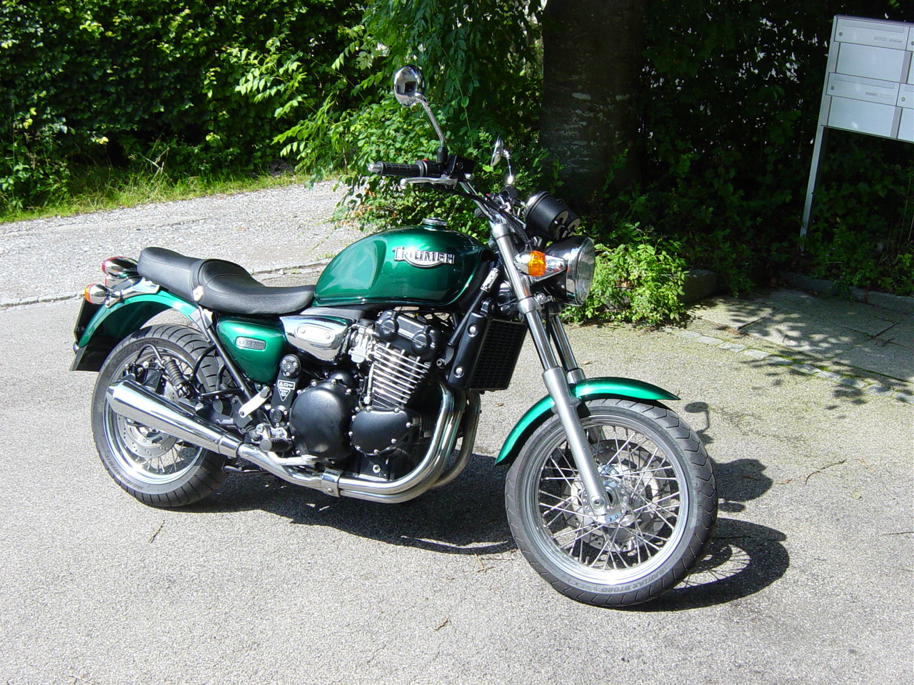 Triumph Legend TT 1999 images #159299