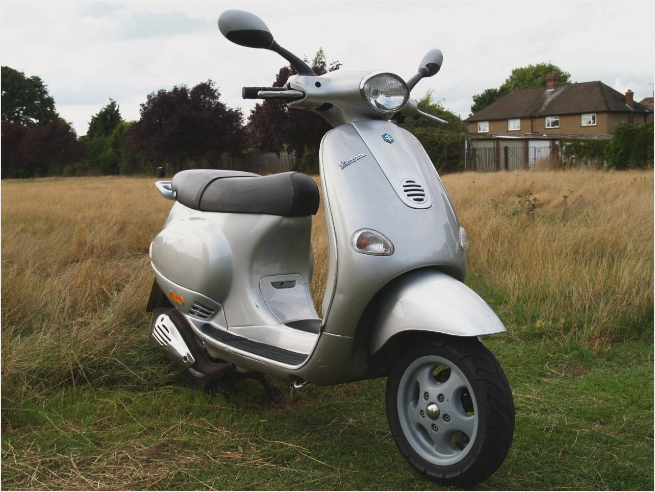 Vespa ET 4 2002 wallpapers #132328