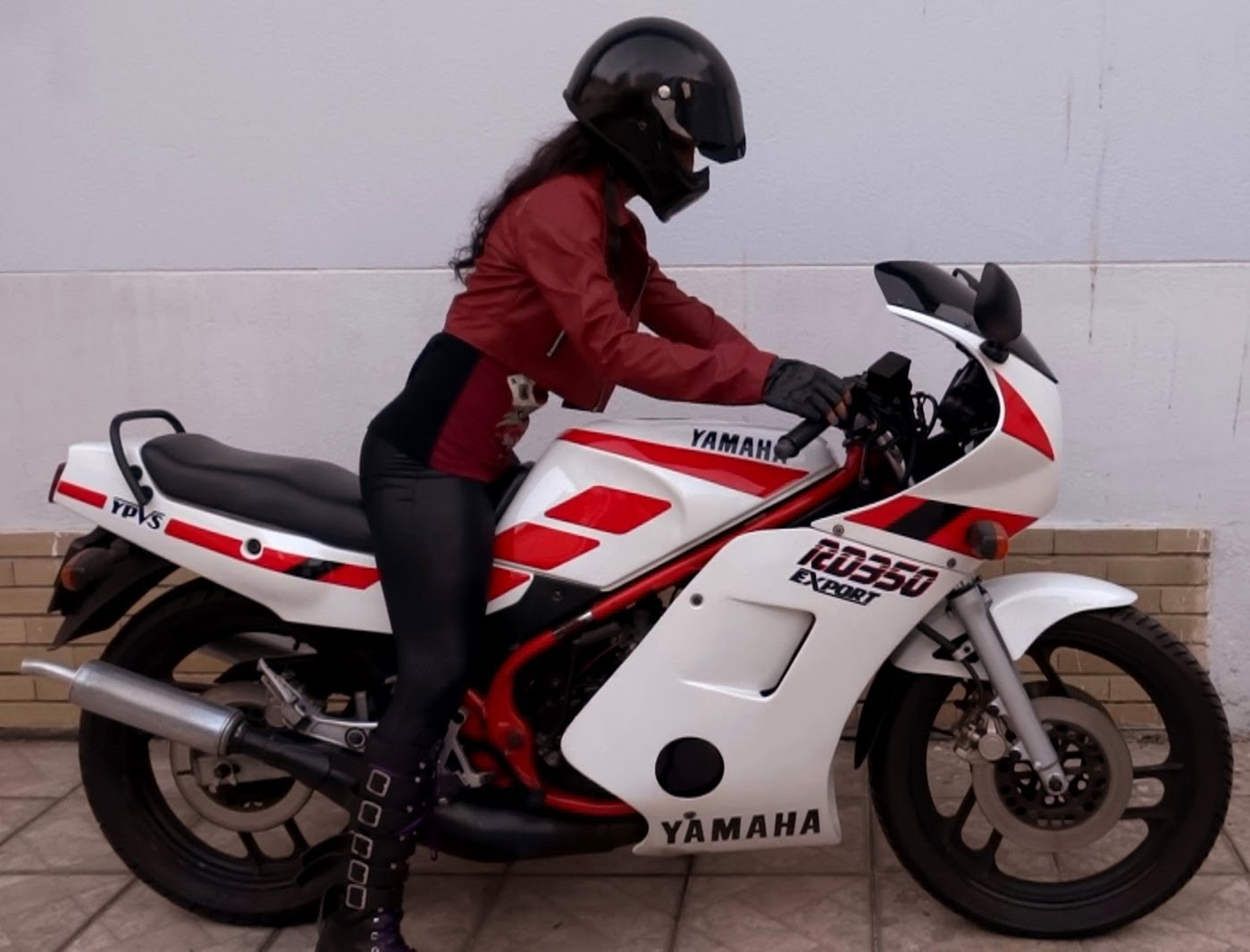 1987 Yamaha RD 500 LC: pics, specs and information