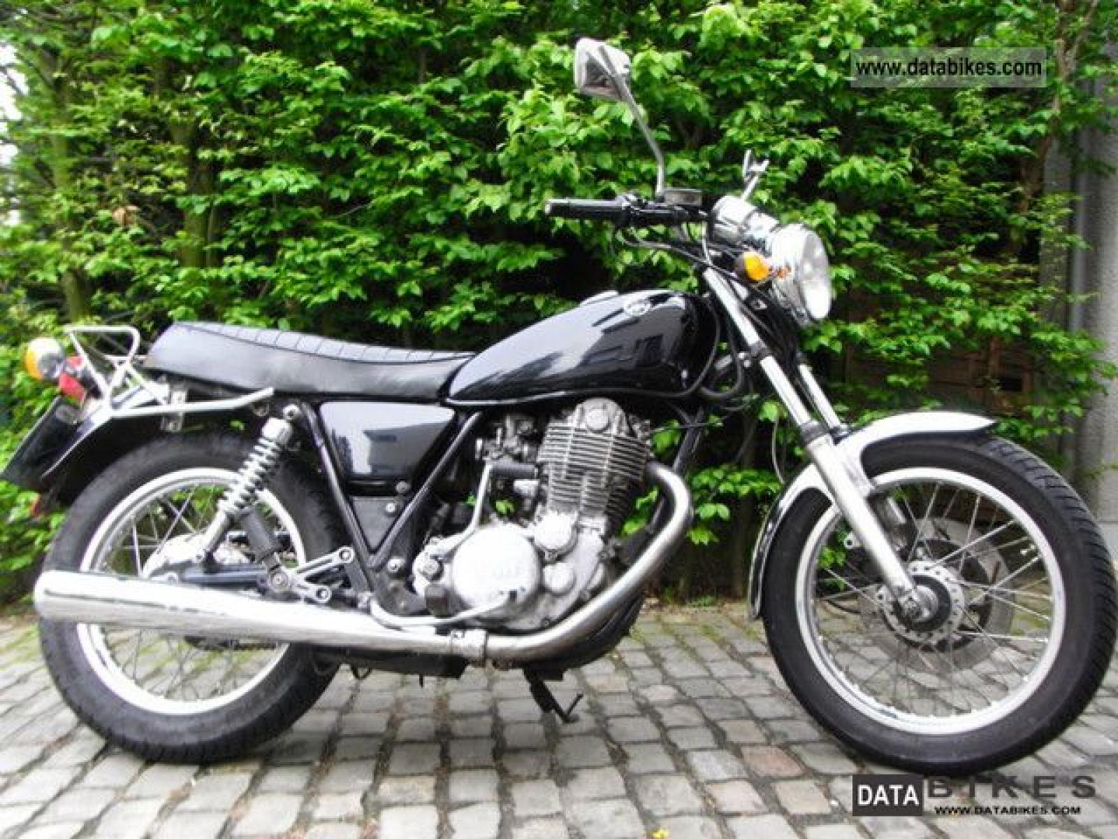 1993 yamaha sr 125 pics specs and information. Black Bedroom Furniture Sets. Home Design Ideas