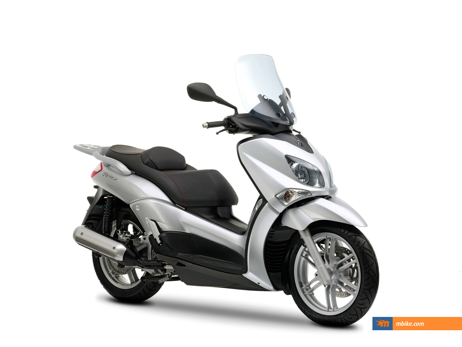 Yamaha X-City 250 2009 images #155923