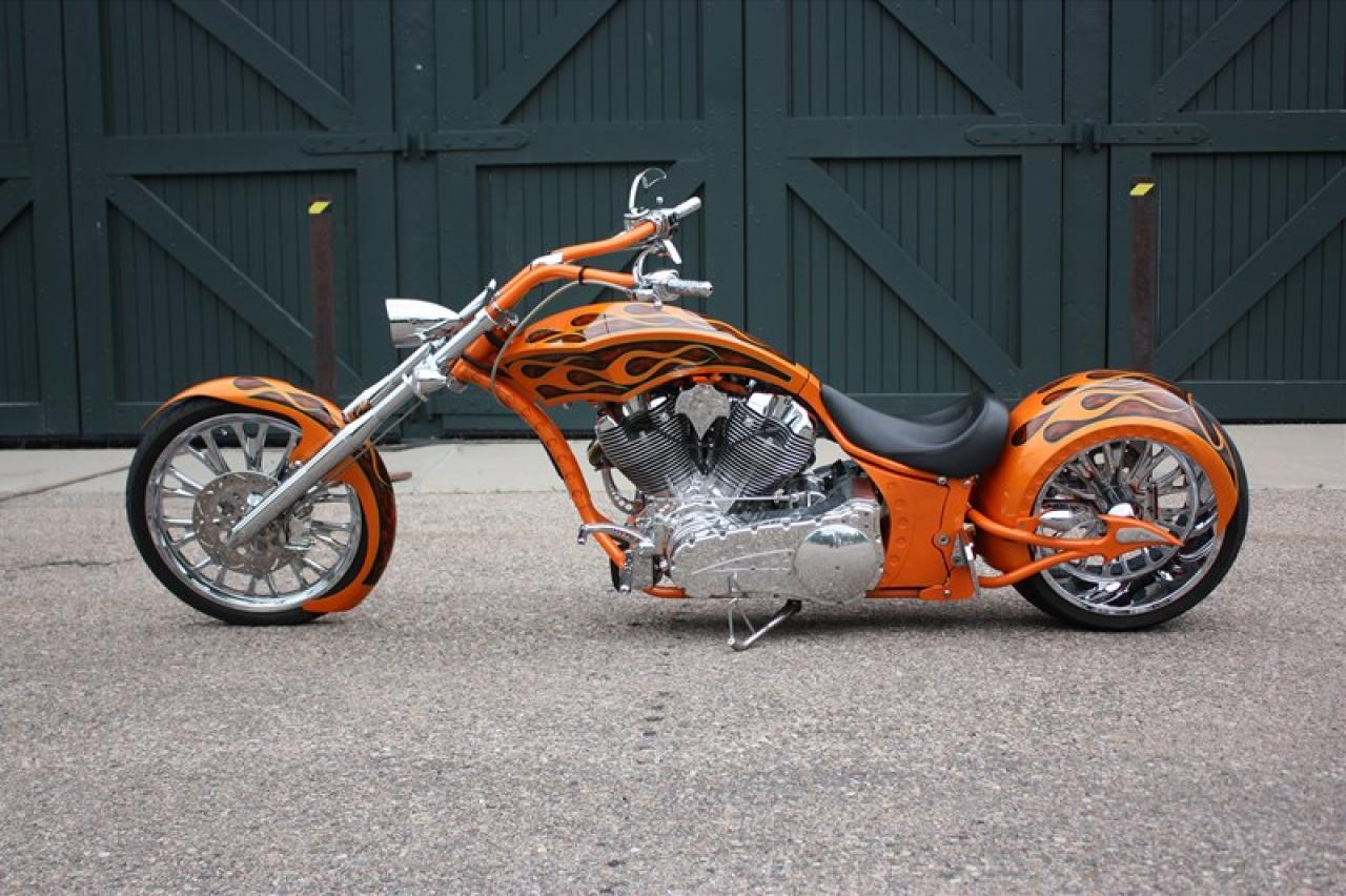 Big Bear Choppers Athena 114 X-Wedge 2009 images #92603