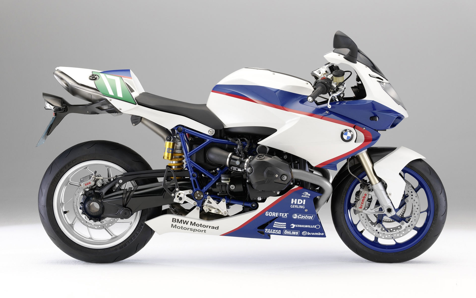 BMW HP2 Megamoto 2010 images #78117