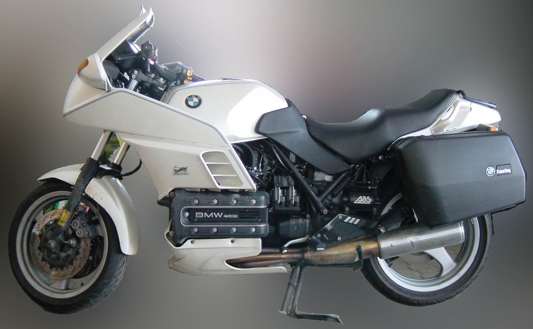 BMW K100RS images #4563
