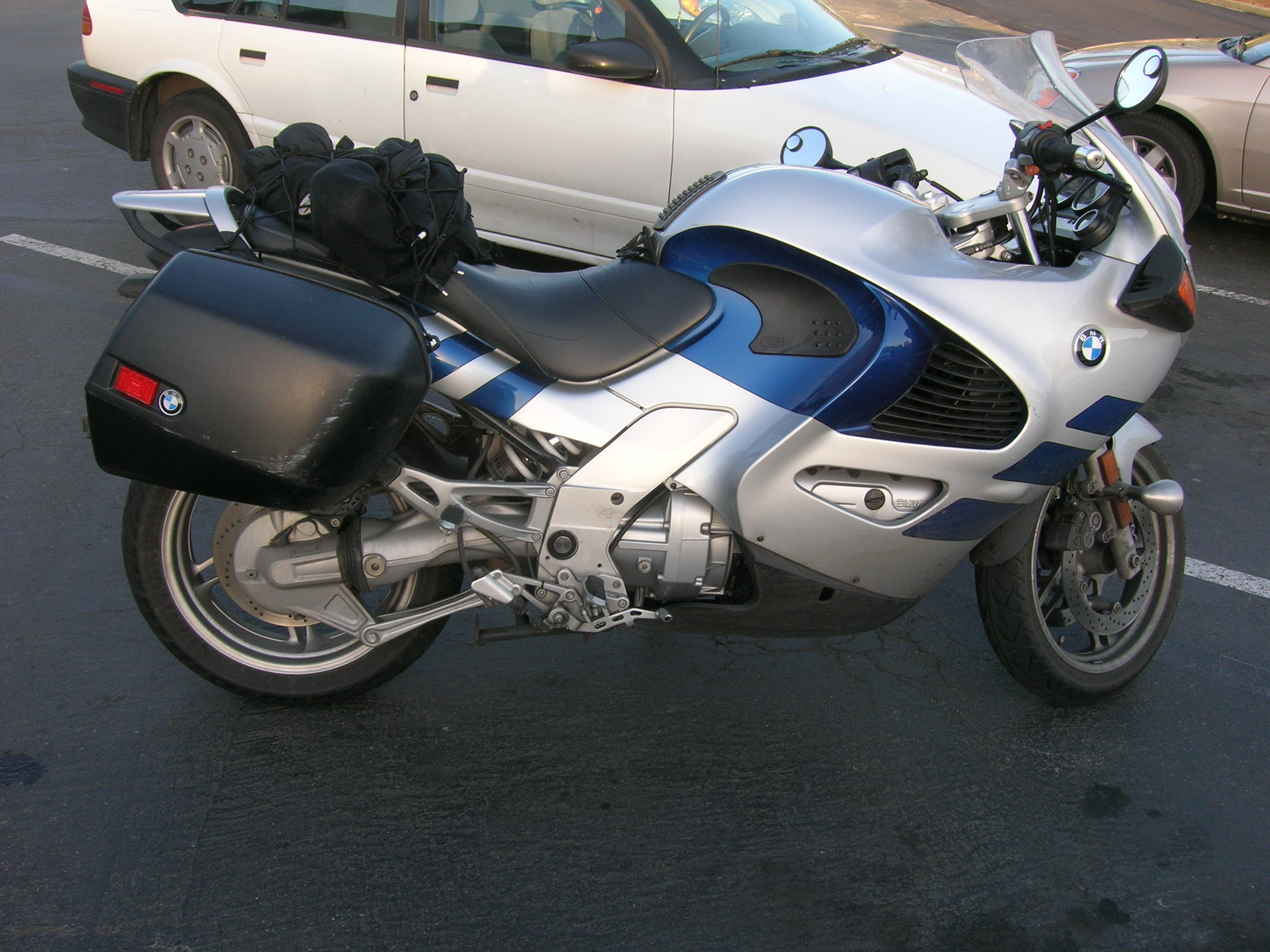 BMW K1200RS 1999 images #43962