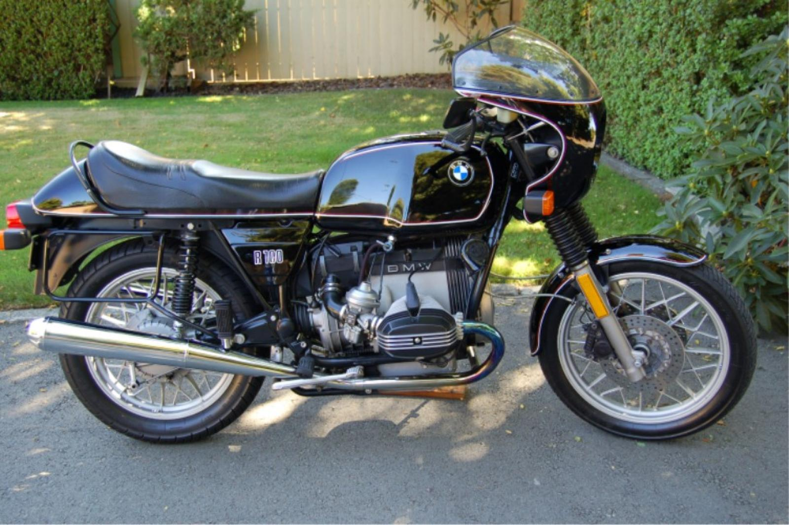 BMW R100RS 1983 images #149082