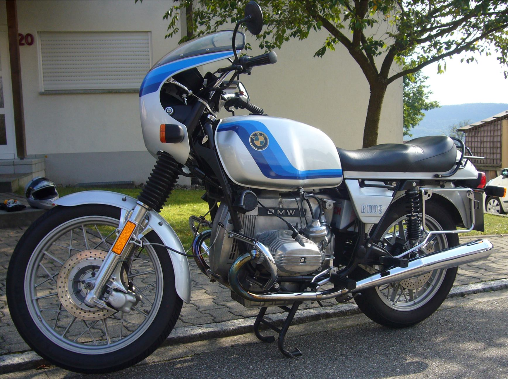 BMW R100RT 1980 images #4065