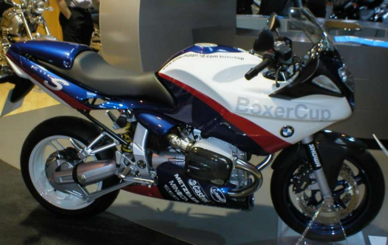 BMW R1100S BoxerCup Replika images #12993