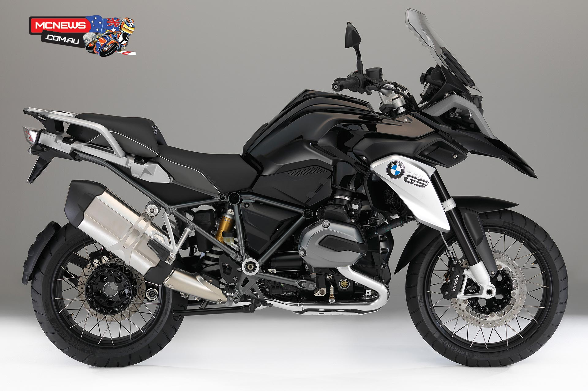BMW R1200GS Adventure Triple Black 2013 images #8624