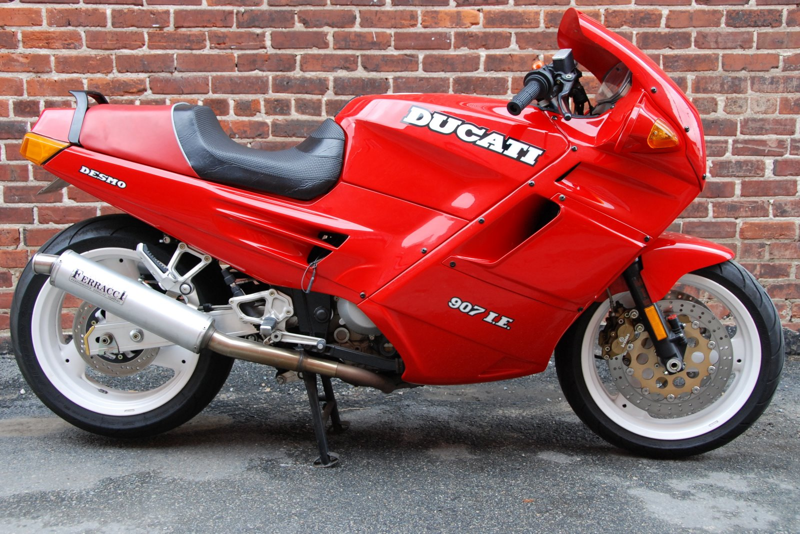 Ducati 907 i.e. 1991 wallpapers #11901
