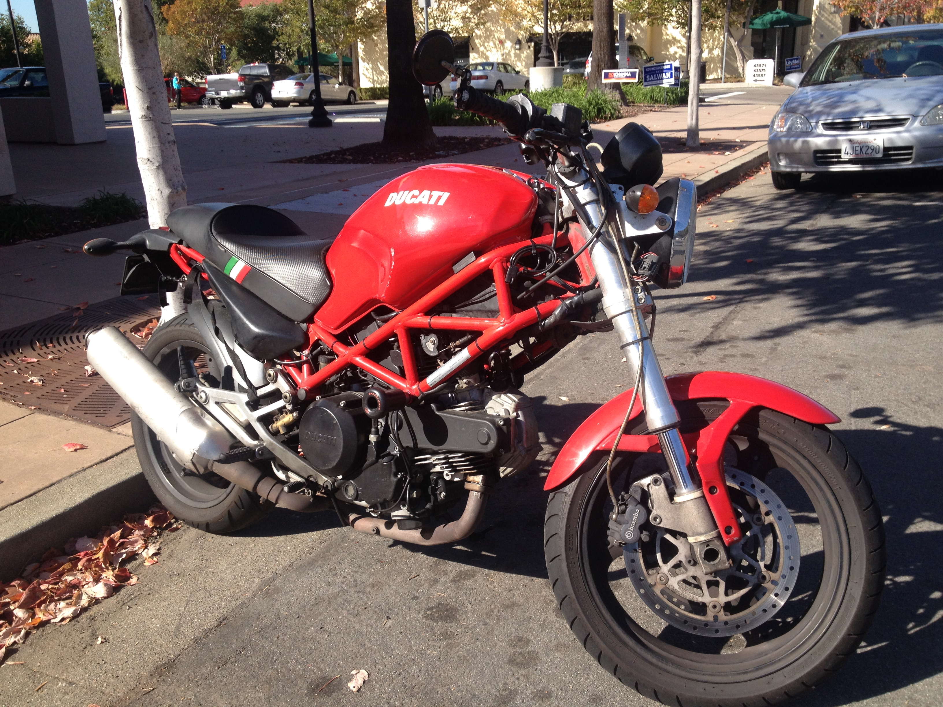 Ducati Monster 620 2003 wallpapers #11303