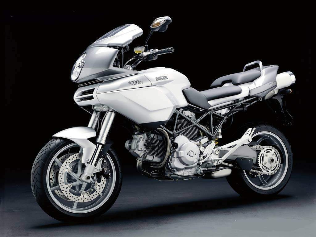 Ducati Multistrada 1000 DS 2006 images #79211