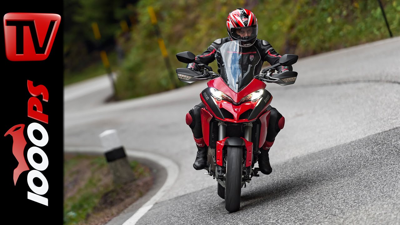 Ducati Multistrada 1200 2015 wallpapers #13193