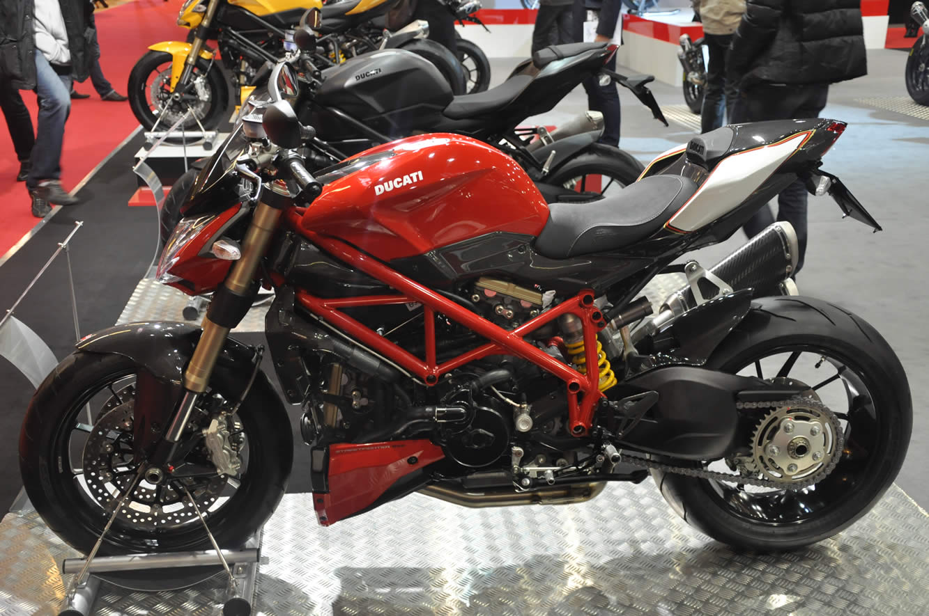 Ducati Streetfighter 848 2012 wallpapers #26394