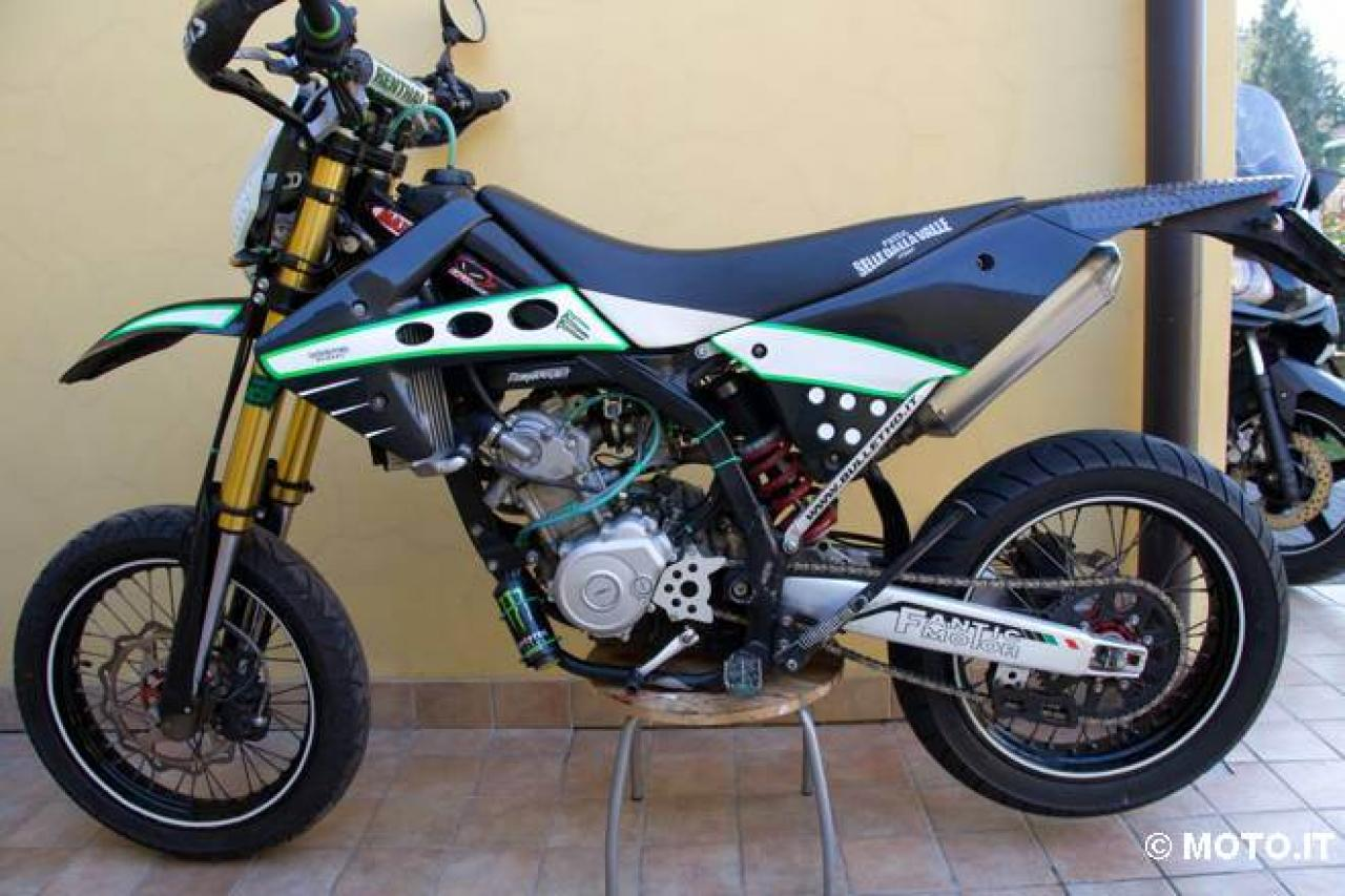 Fantic Caballero Supersei Motard 50 2008 images #71192