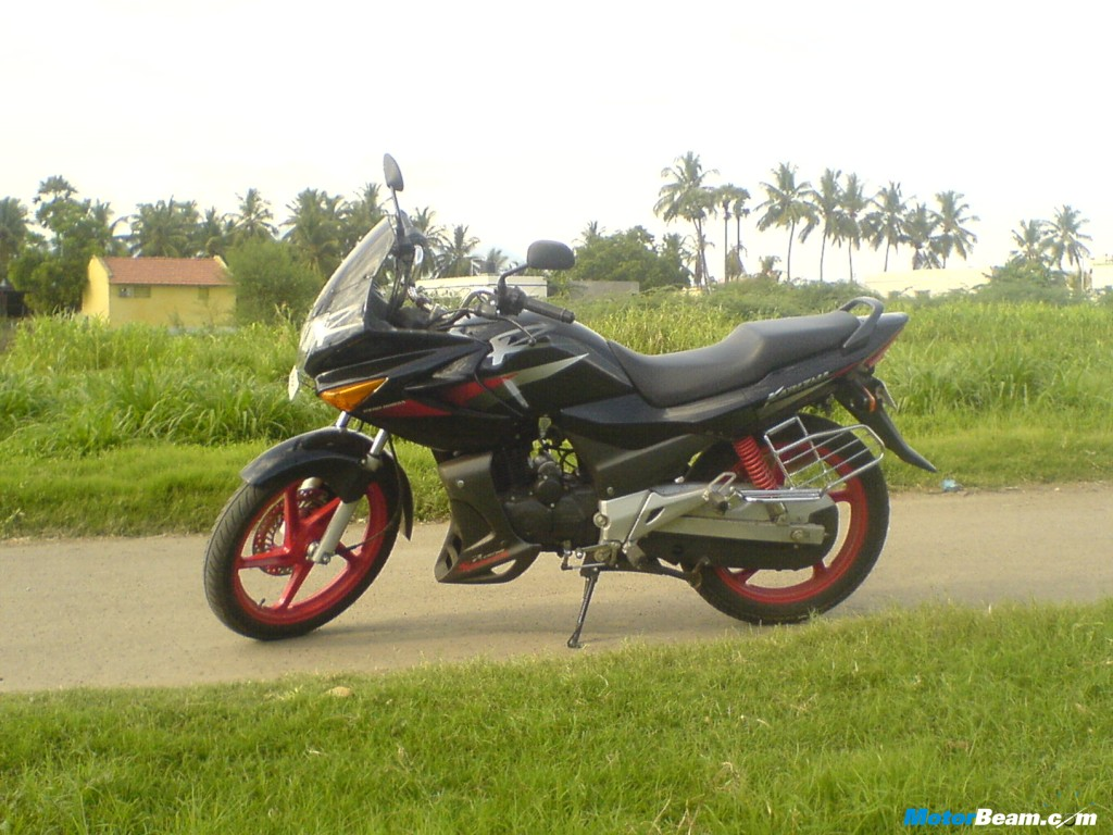 Hero Honda Karizma 2008 wallpapers #137774