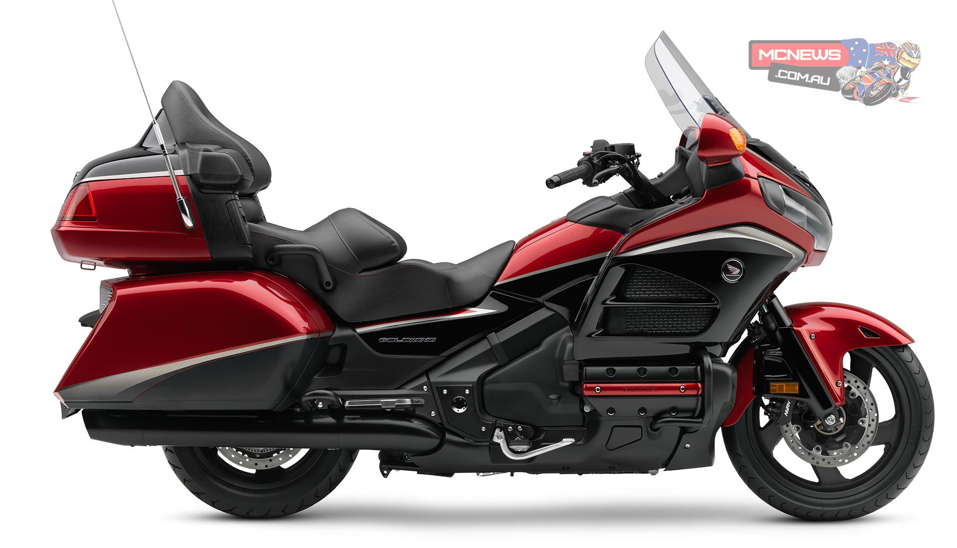 Honda GL 1800 Gold Wing 2013 images #83177