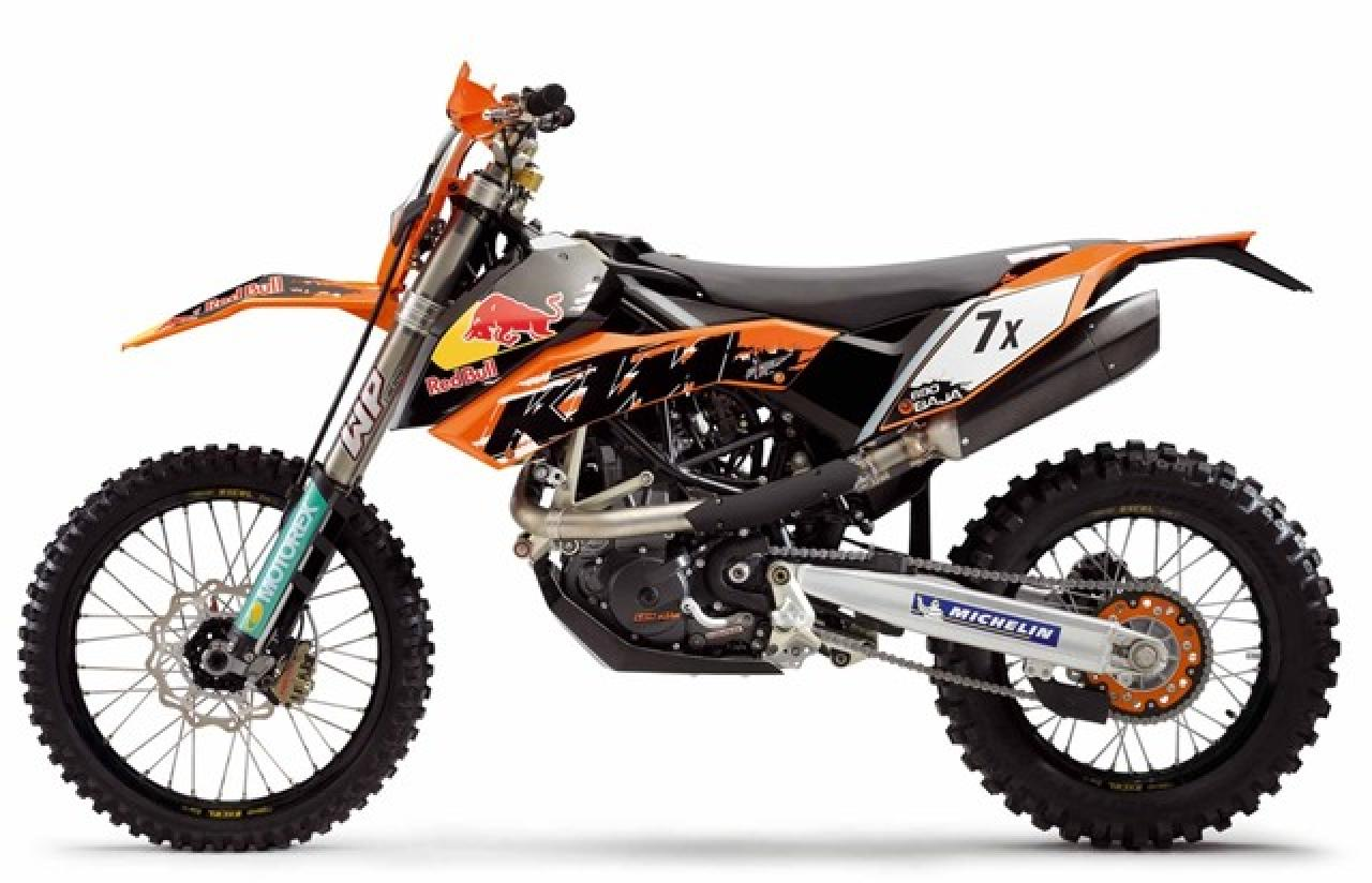 KTM 505 SX-F 2007 wallpapers #135397