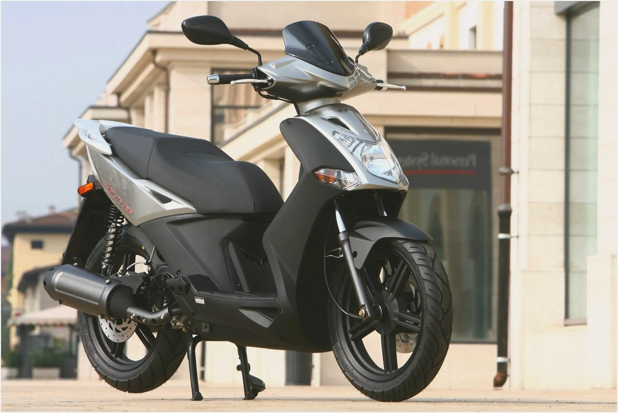 Kymco Agility 125 Sport 2010 wallpapers #138869