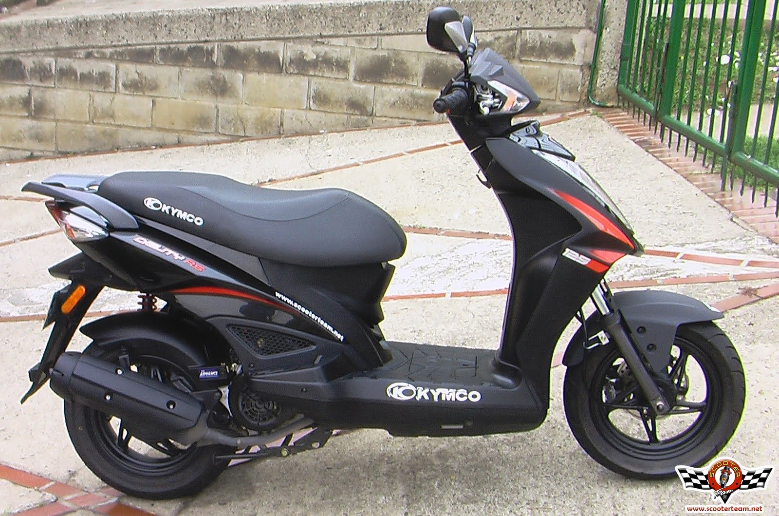 Kymco Agility 50 2006 images #101922