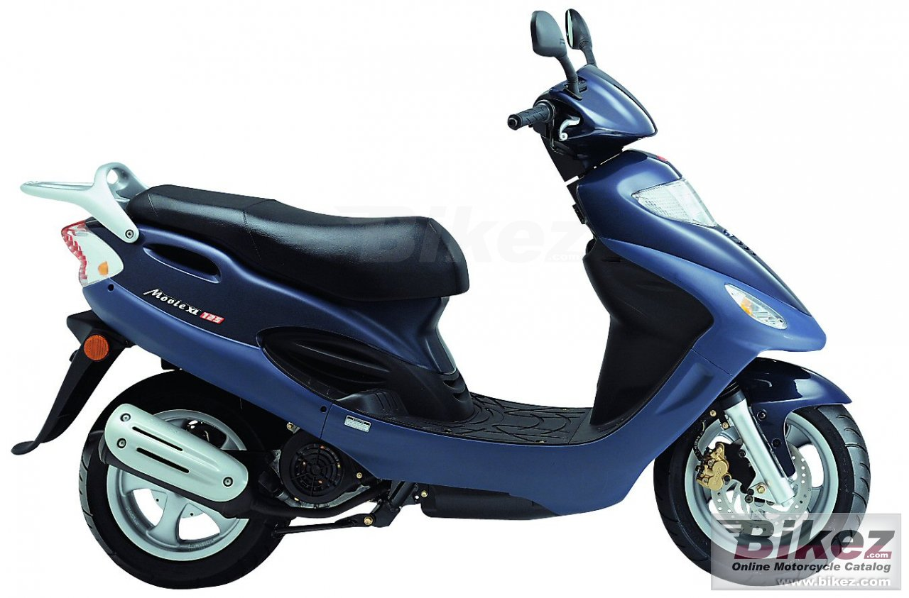 Kymco Heroism 125 2001 images #101034