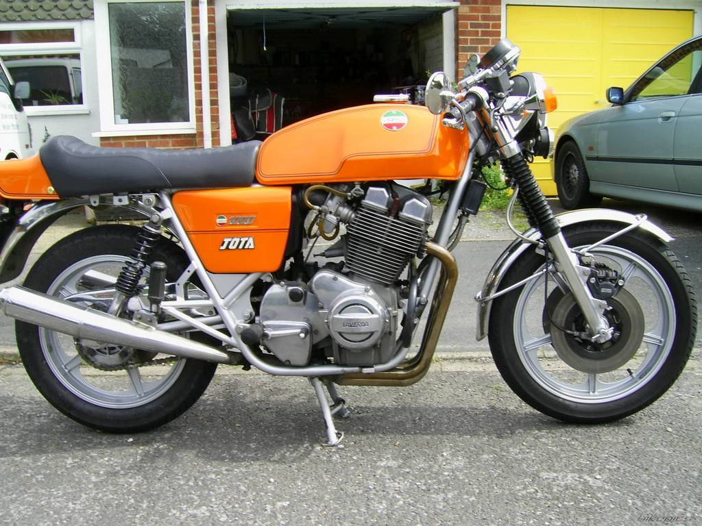 Laverda 1000 1976 wallpapers #139365