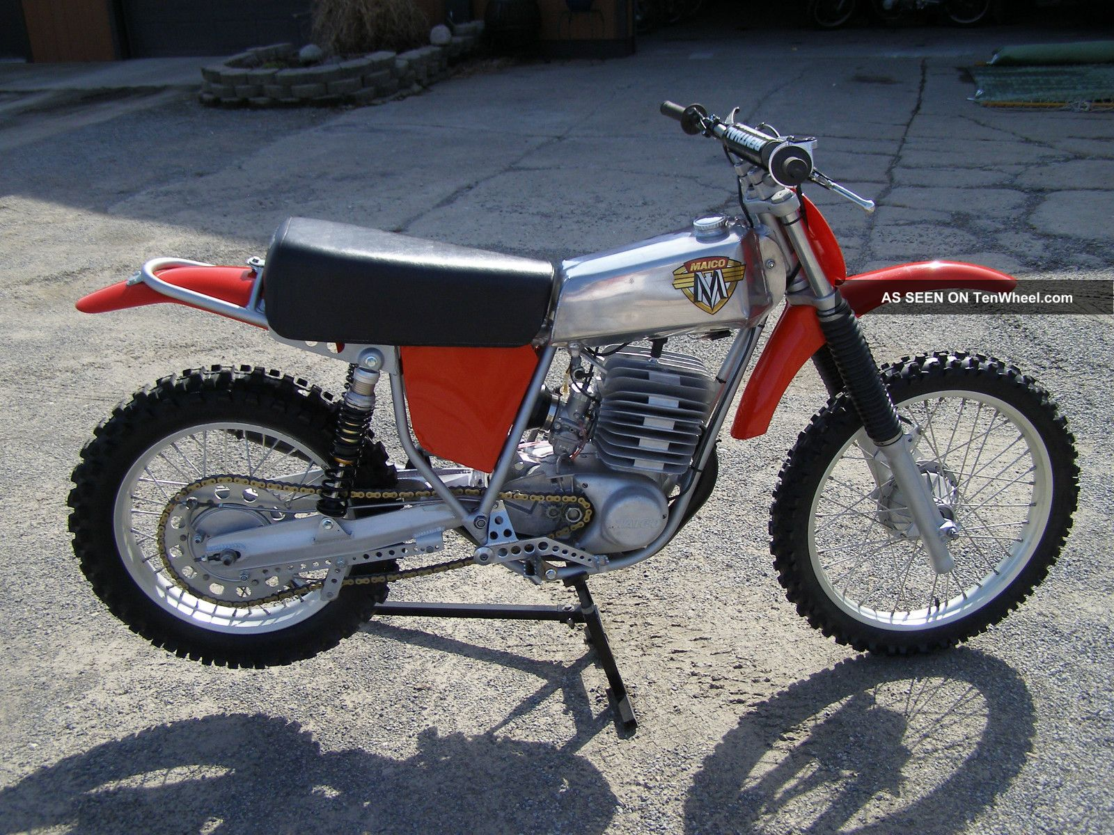 Maico MD 250/6 1977 images #102912