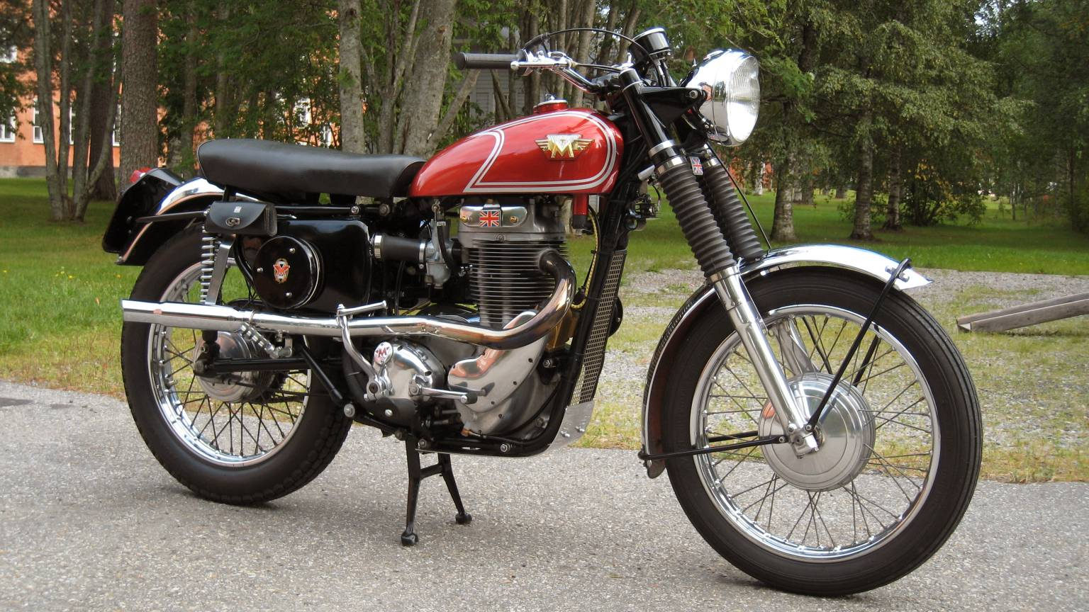 Matchless G 80 K 1988 images #161875